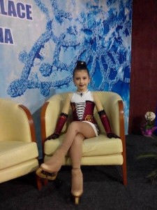 Marina-new dress-rose